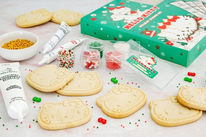 Hello Kitty Cookie Kit