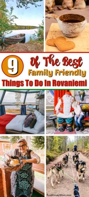 Family friendly things to do in Rovaniemi
