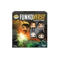 Funkoverse Strategy Game: Harry Potter Edition
