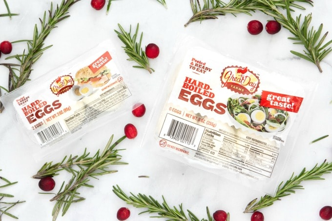 Great Day Farms Eggs in package