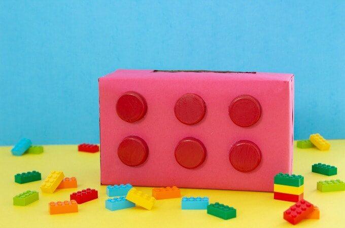 Lego Valentine Box feature