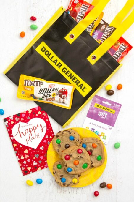 M&M Messages and gifts