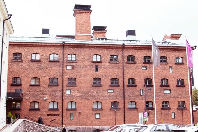 Katajanokka Hotel in Helsinki