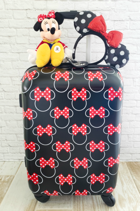 American Tourister Disney Suitcase