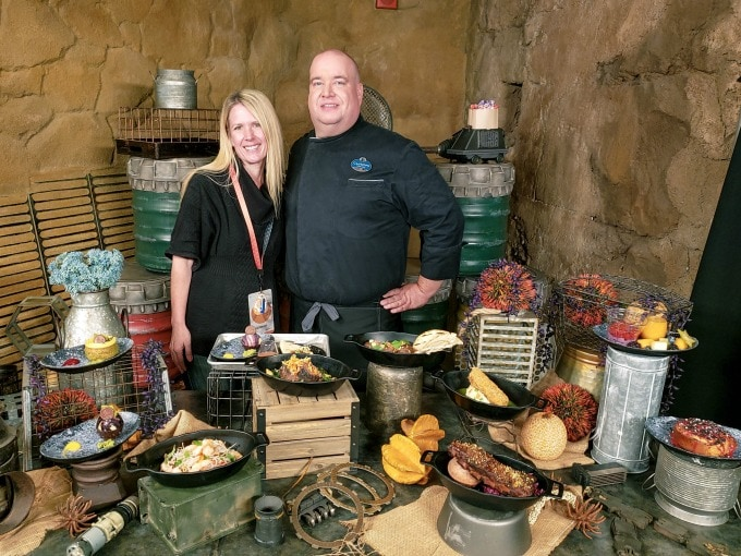 Galaxy's Edge Food With Chef Chappy