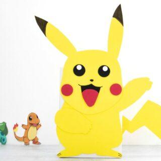 Pikachu valentine box