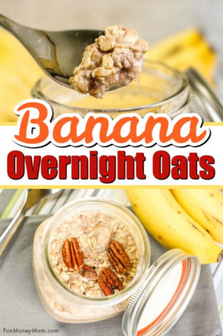 Banana Overnight Oats
