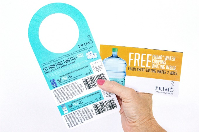 Coupons for Primo Water