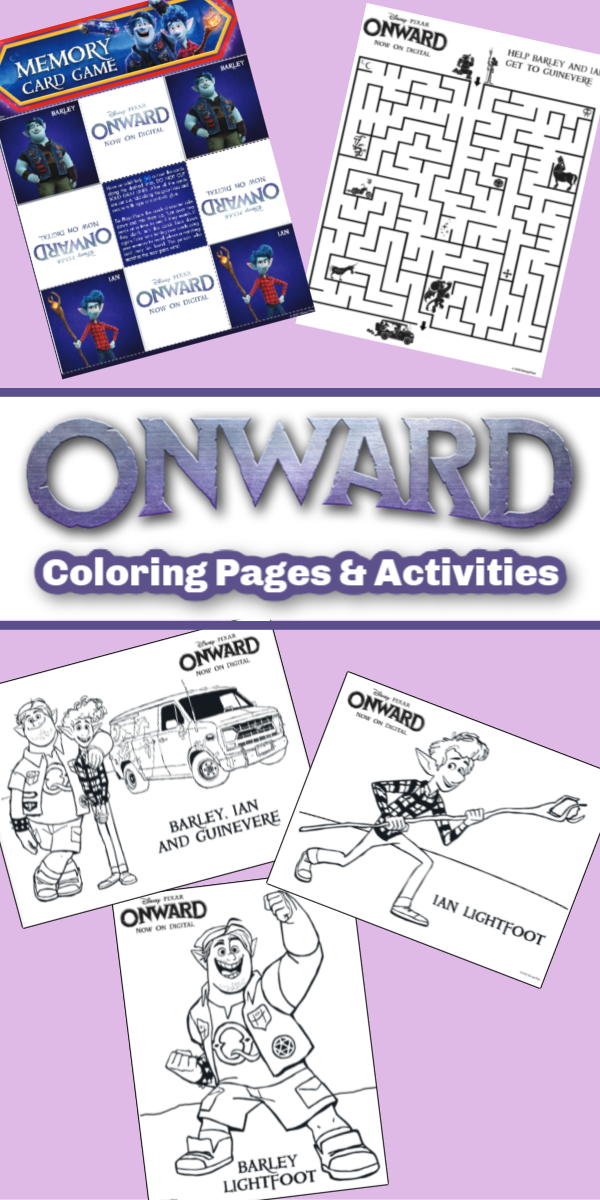 Onward Coloring Pages Pin 1