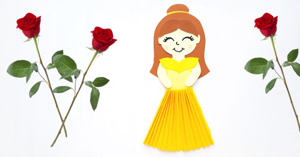 Belle Paper Doll facebook