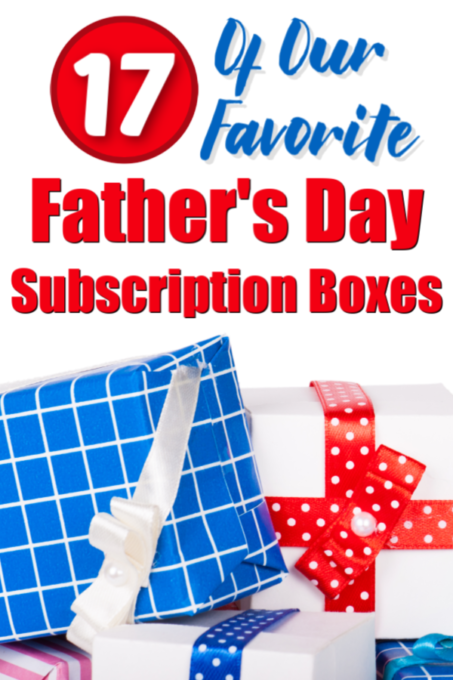 Father's Day Subscription Box Pin 1