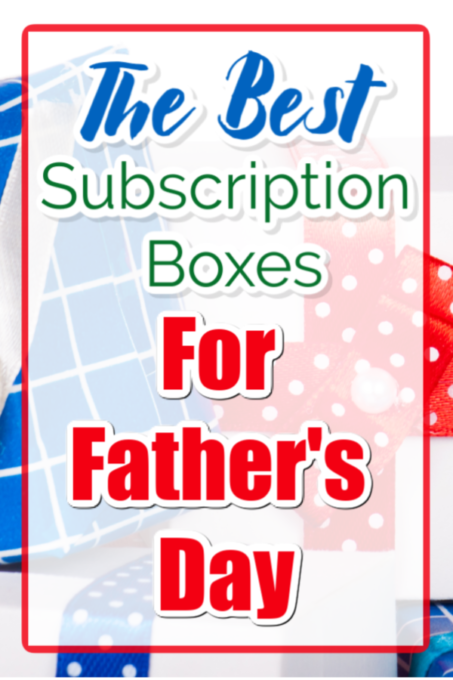 Father's Day Subscription Boxes pin 2