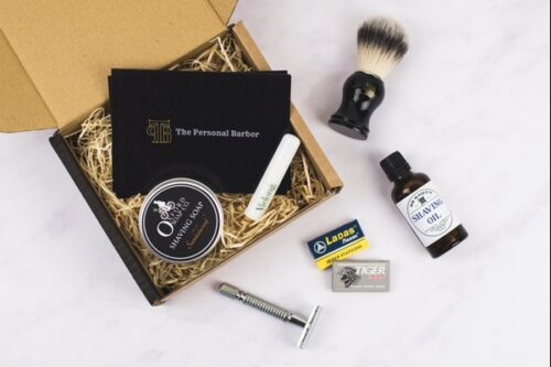 Personal Barber subscription box