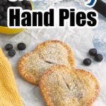 Blueberry Hand Pies Pin 1