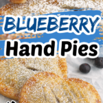 Blueberry Hand Pies Pin 3