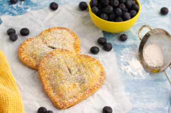 Blueberry Hand Pies feature