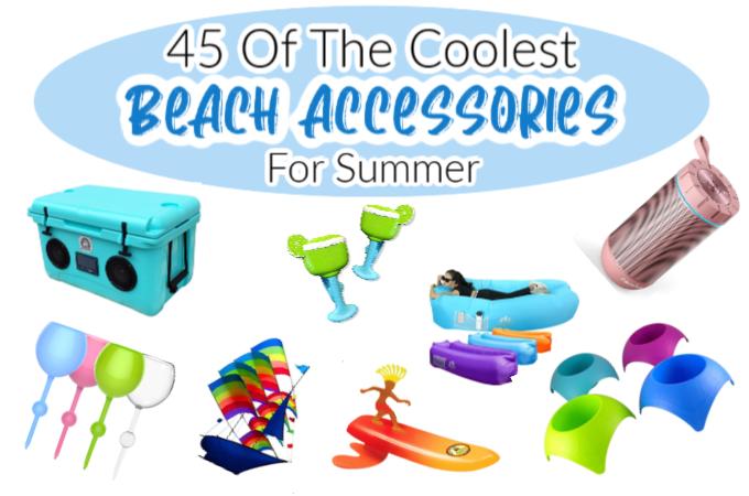 Beach Accessories Feature