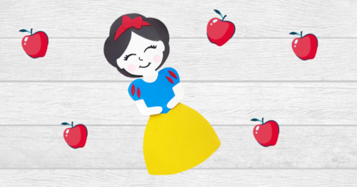 Snow White Paper Doll Facebook