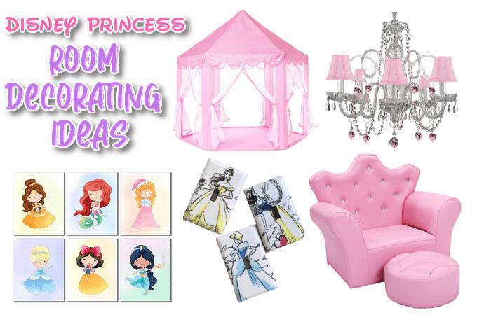 Disney Princess Room Decorating Ideas feature