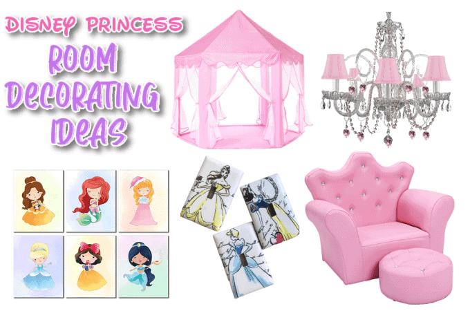 Disney Princess Room Decorating Ideas feature
