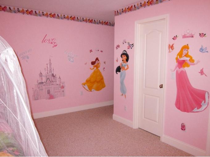 Disney Princess Room Decorating Ideas Fun Money Mom
