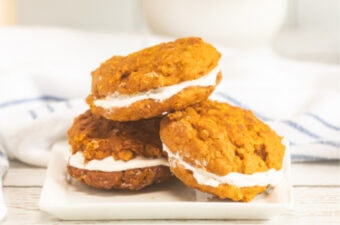 Pumpkin Whoopie Pies feature