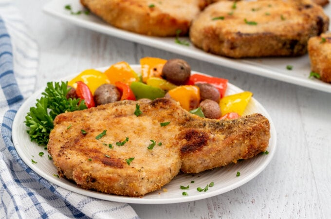 Shake And Bake Pork Chops Feature 2