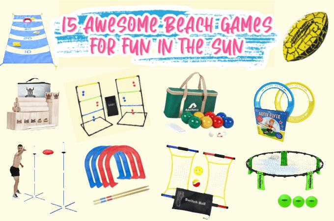Beach Games feature 2