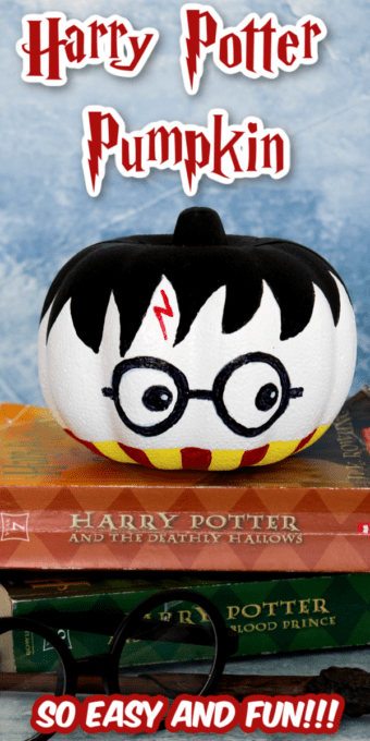 Harry Potter pumpkin pin 3