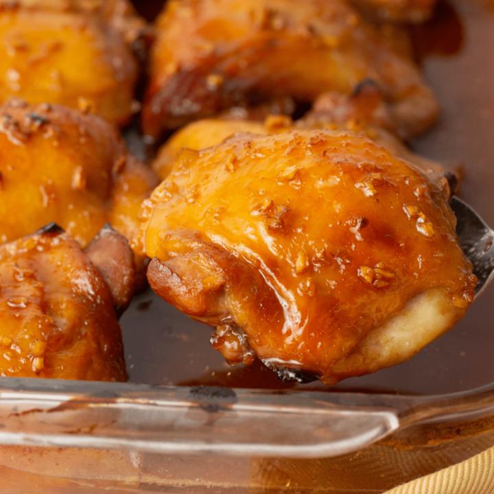 Honey Garlic Chicken feature 1200