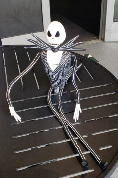 Jack Skellington has his own sipper this fall at Disney