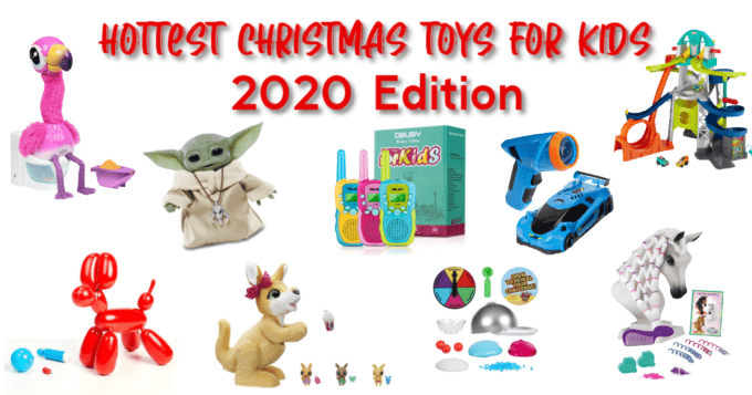 Hottest Christmas Toys 2020 Facebook