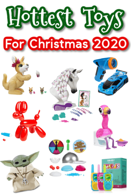 Hottest Christmas toys for 2020