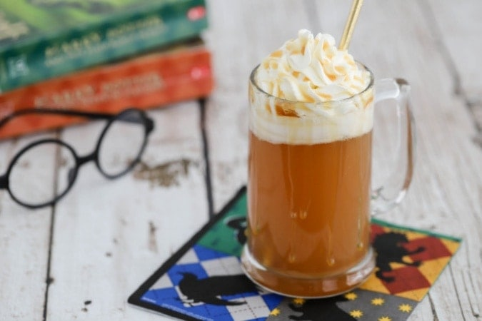 Harry Potter Butterbeer (just four ingredients) | Fun Money Mom
