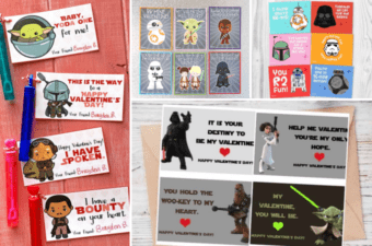 Star Wars Valentines feature